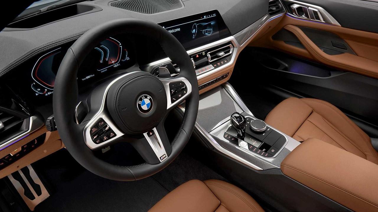Yeni BMW 4 Serisi Coupe Türkiye'de!