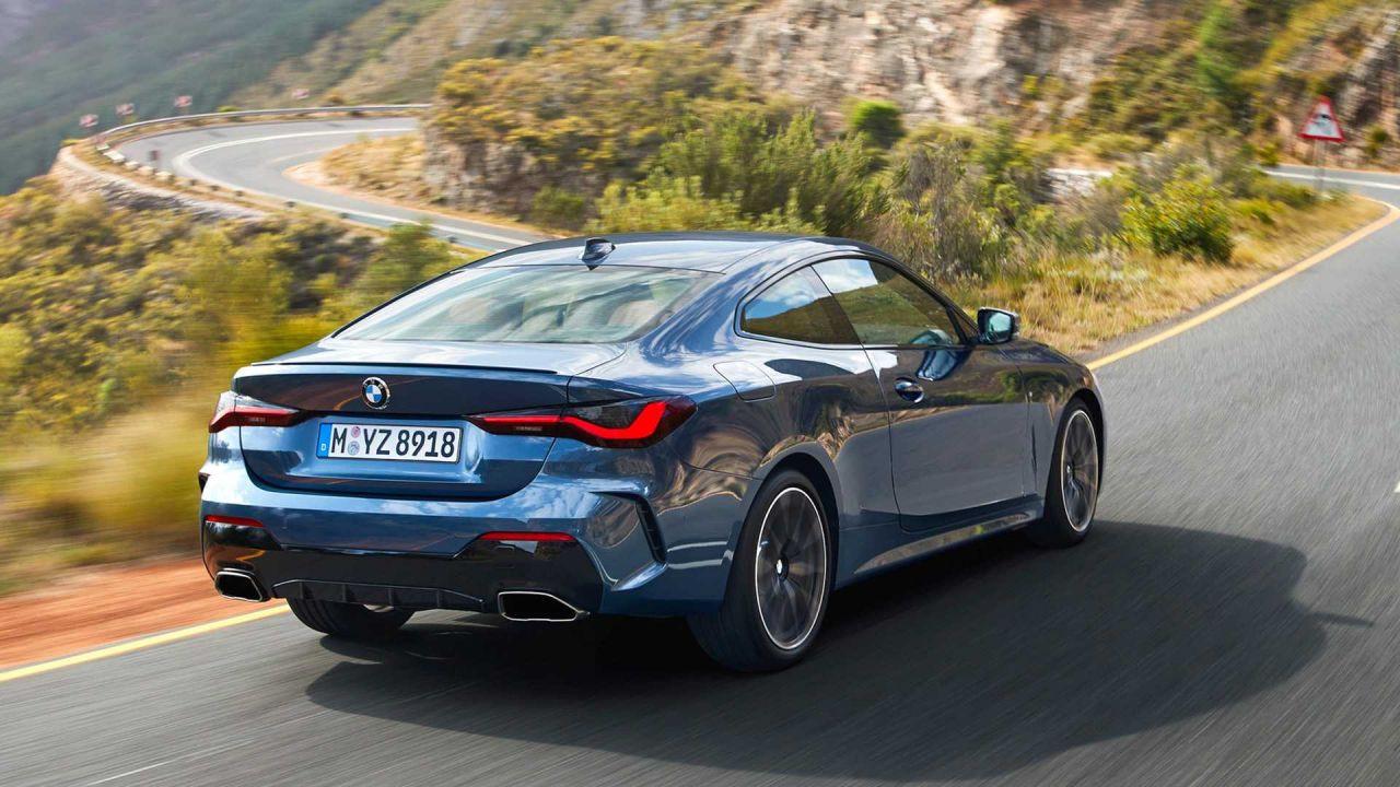 Yeni BMW 4 Serisi Coupe modelini fotoğraflarla inceleyelim! - Page 2