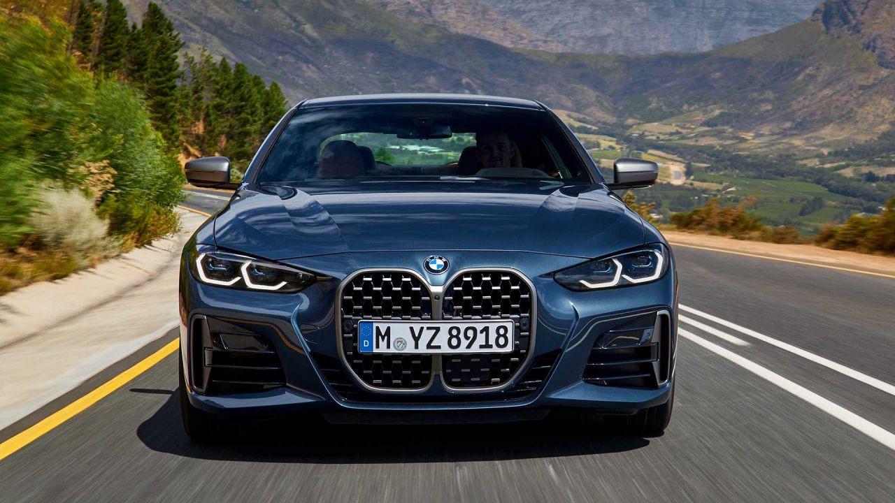 Yeni BMW 4 Serisi Coupe modelini fotoğraflarla inceleyelim! - Page 3