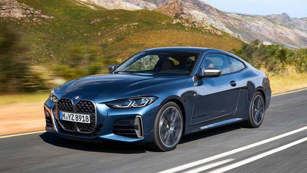Yeni BMW 4 Serisi Coupe modelini fotoğraflarla inceleyelim! - Page 4