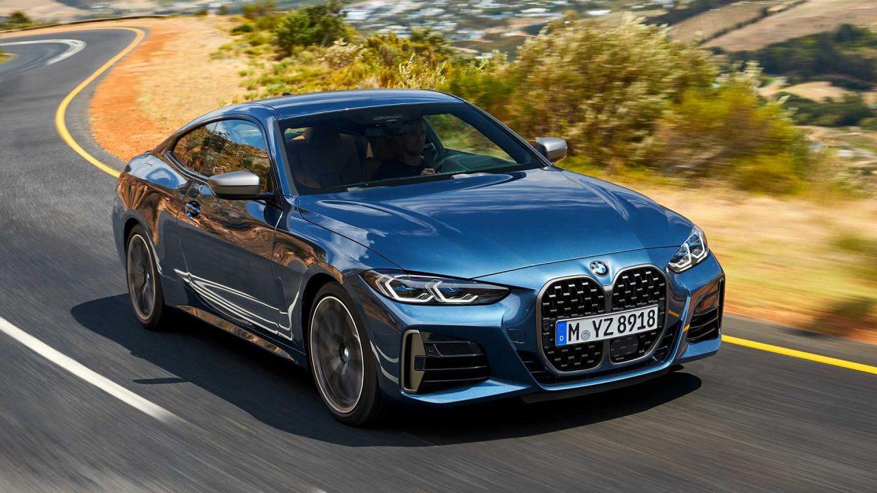 Yeni BMW 4 Serisi Coupe modelini fotoğraflarla inceleyelim! - Page 1