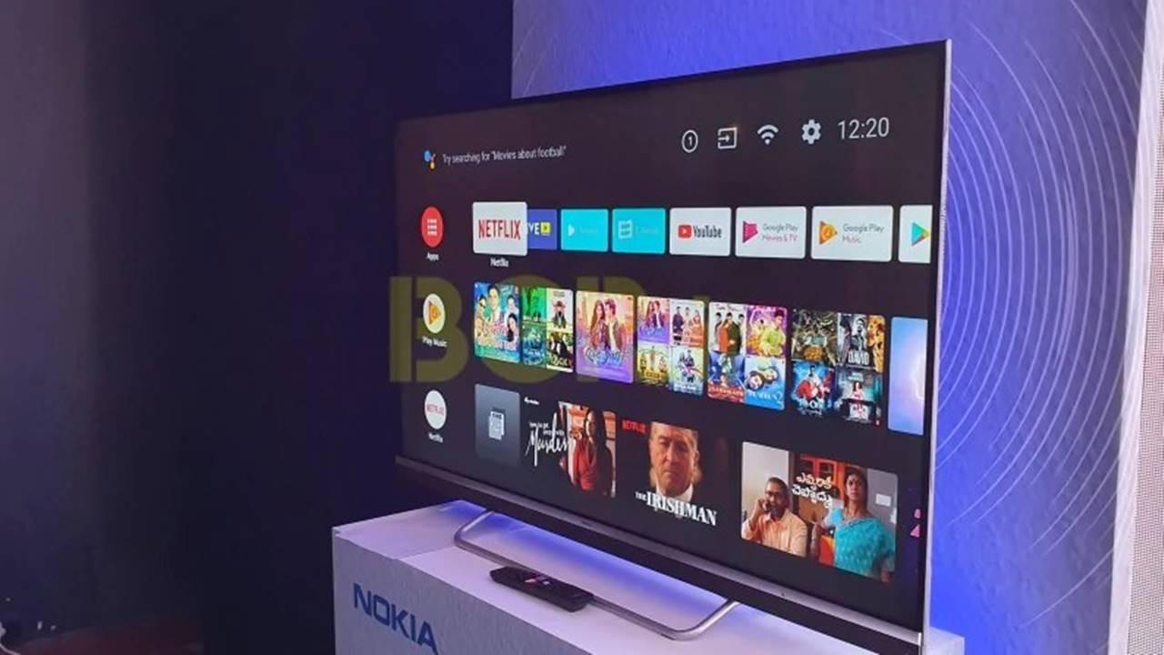 İşte karşınızda Android tabanlı Nokia televizyonlar!