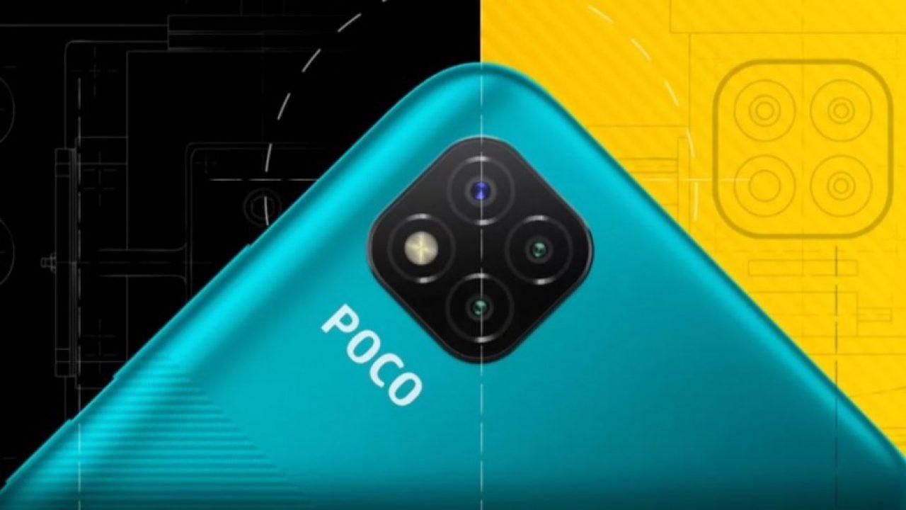 Poco C3 kamera özellikleri ve tanıtım tarihi açıklandı!