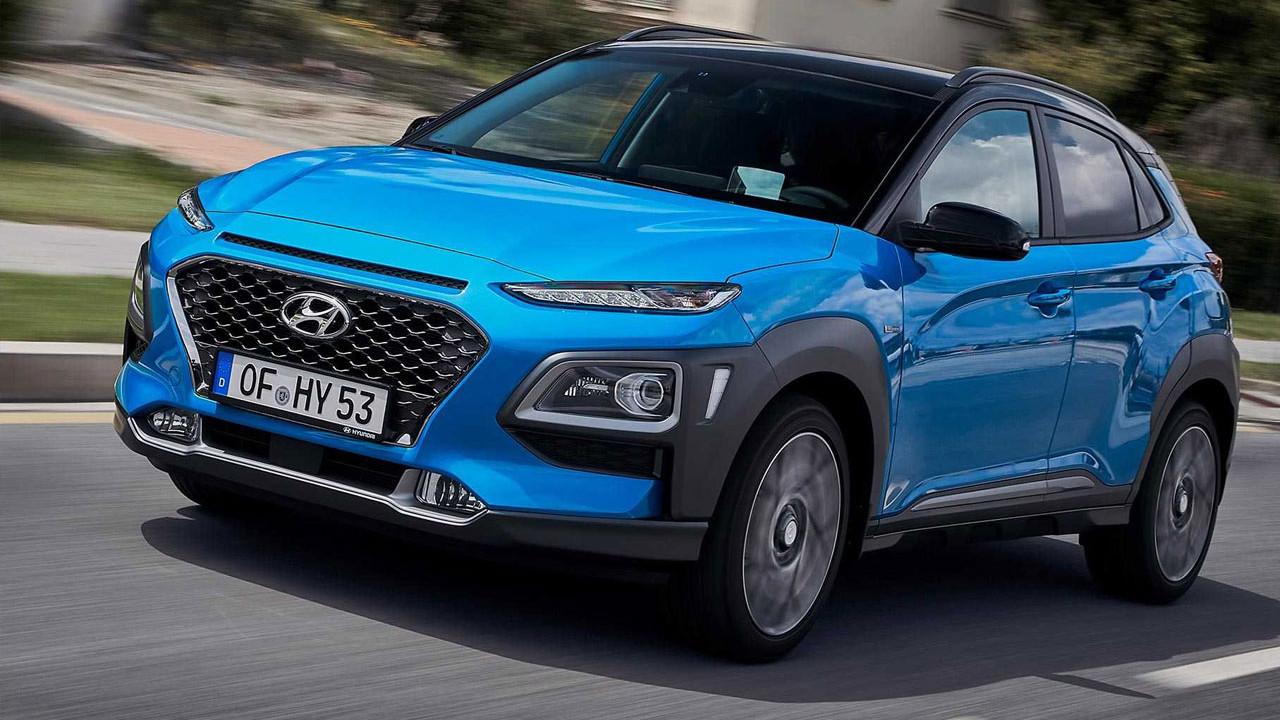 2021 Hyundai Kona fiyatları dibi gördü!