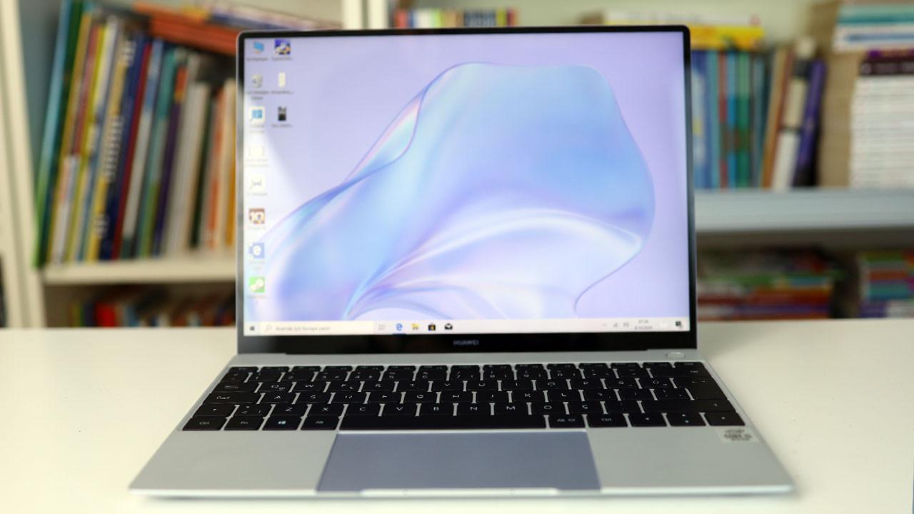 Kuş gibi bilgisayar: Huawei MateBook X incelemede (video)