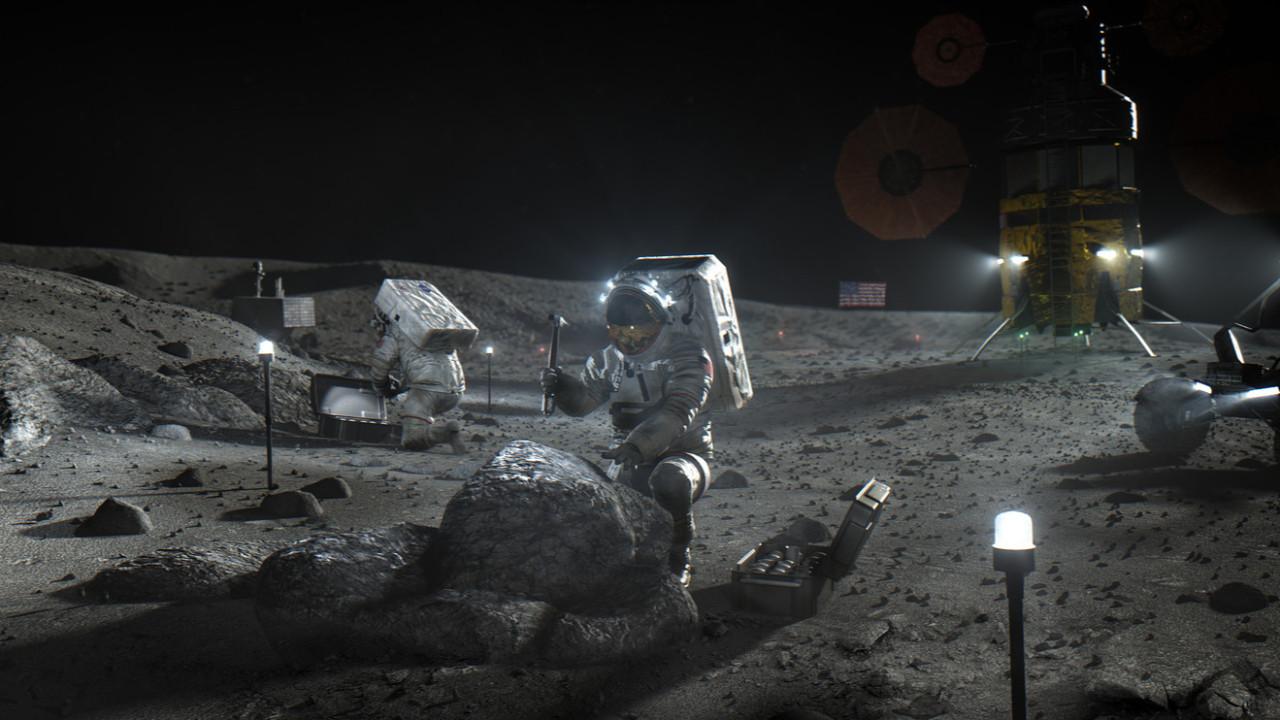 NASA sordu: Ay'a gitseniz yanınıza ne alırdınız?