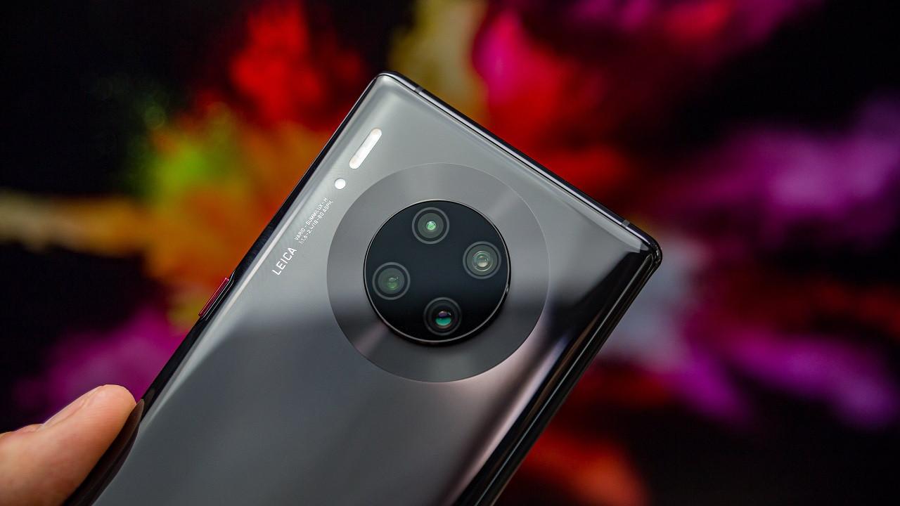 Huawei Mate 40 kamerasıyla bir ilke imza atacak