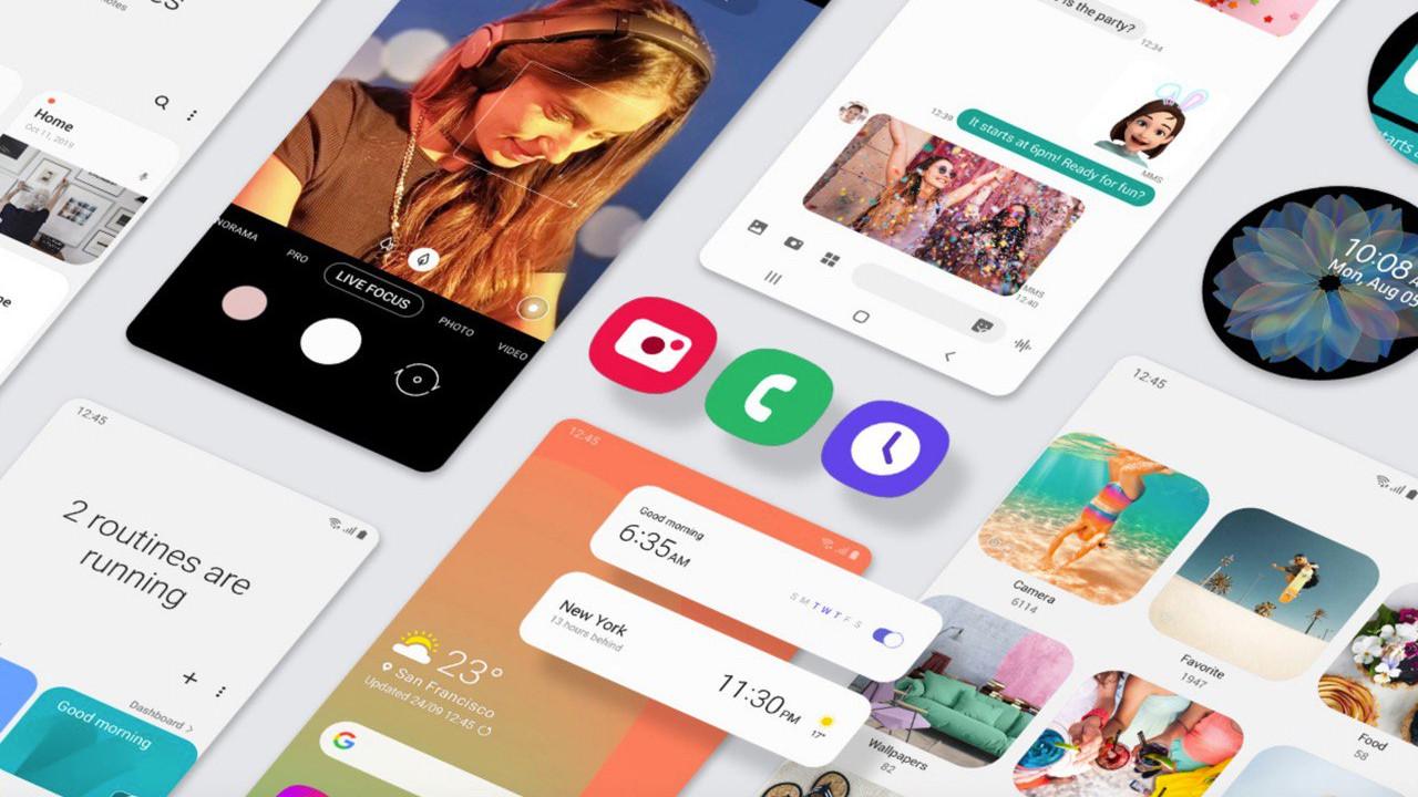 İşte One UI 3.0 güncellemesi alacak Samsung telefonlar!