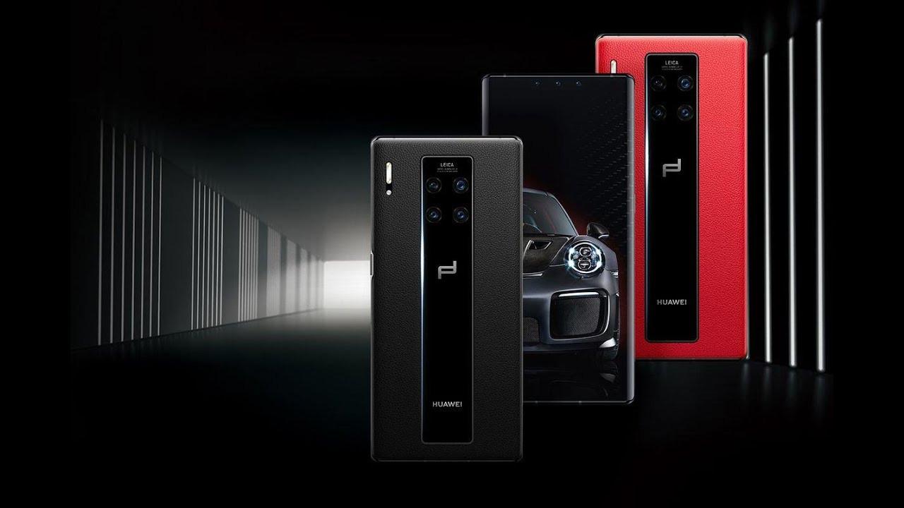Huawei Mate 40 RS Porsche Design fiyatı sızdırıldı!