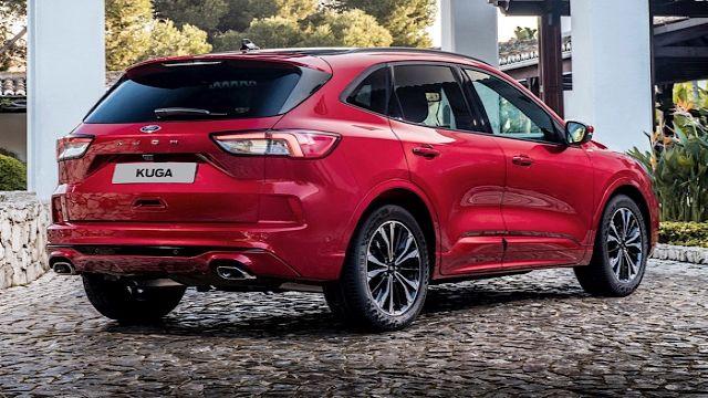 2020 Ford Kuga fiyatlarına bir zam daha! İşte yeni fiyatlar! - Page 4