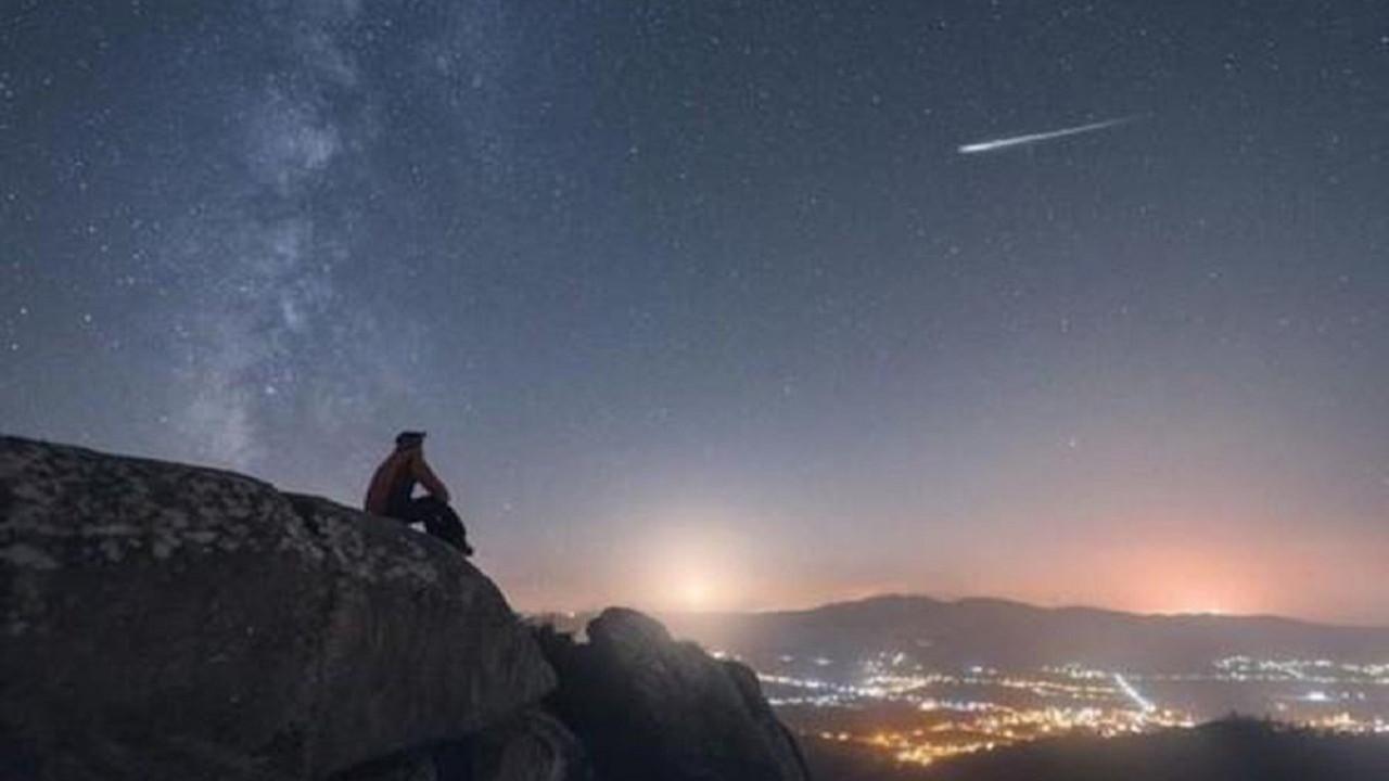 Orionid meteor yağmuru için geri sayım başladı!
