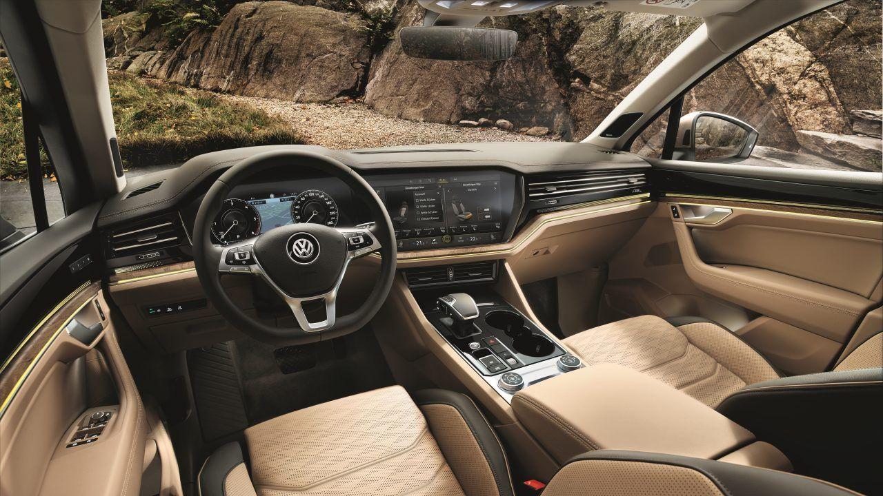 2020 Volkswagen Touareg yeni fiyat listesi açıklandı! - Ekim - Page 4