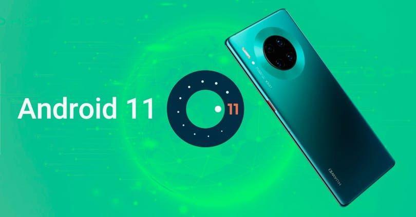 Android 11 alacak Huawei telefon modelleri! (Liste genişliyor!) - Page 1