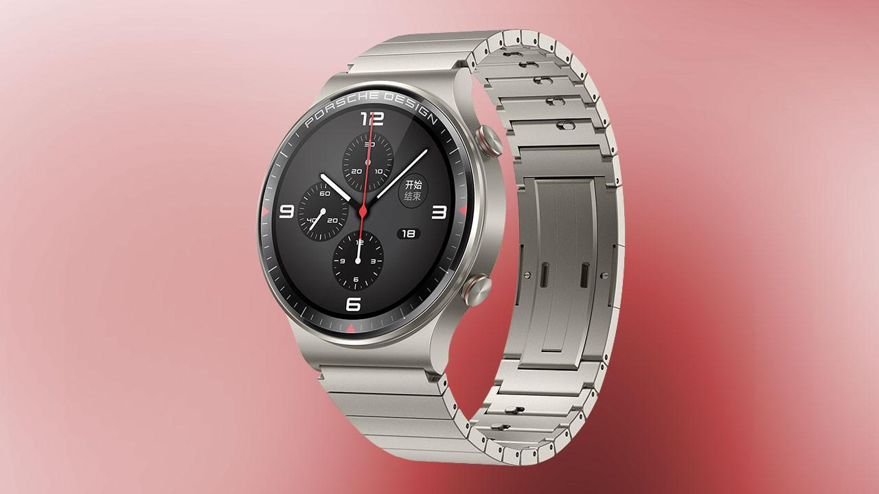 Porsche Design Huawei Watch GT 2 Türkiye'ye geliyor!