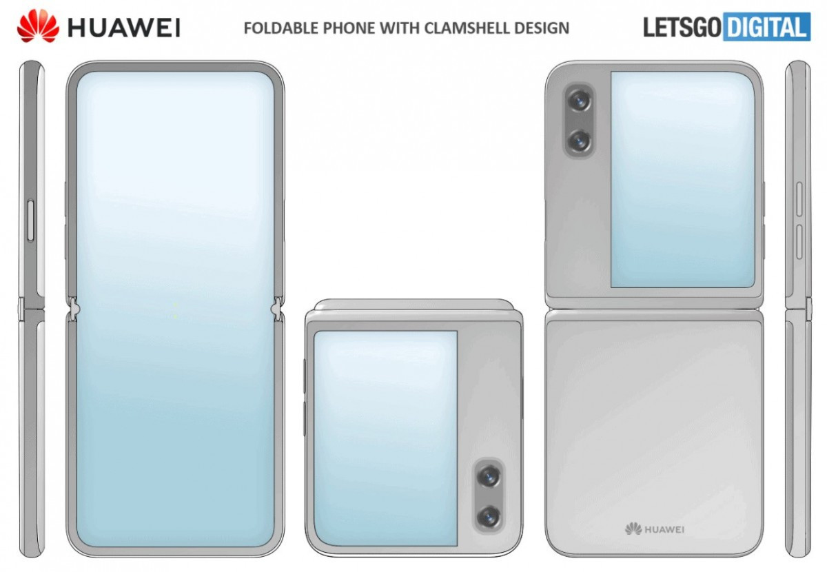 Clamshell design