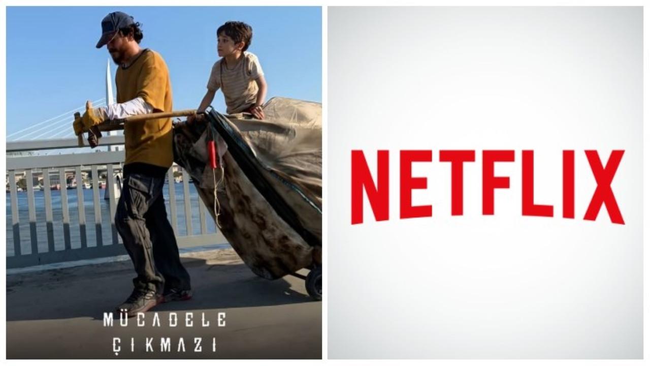 Netflix'in yeni yerli filmi: Mücadele Çıkmazı