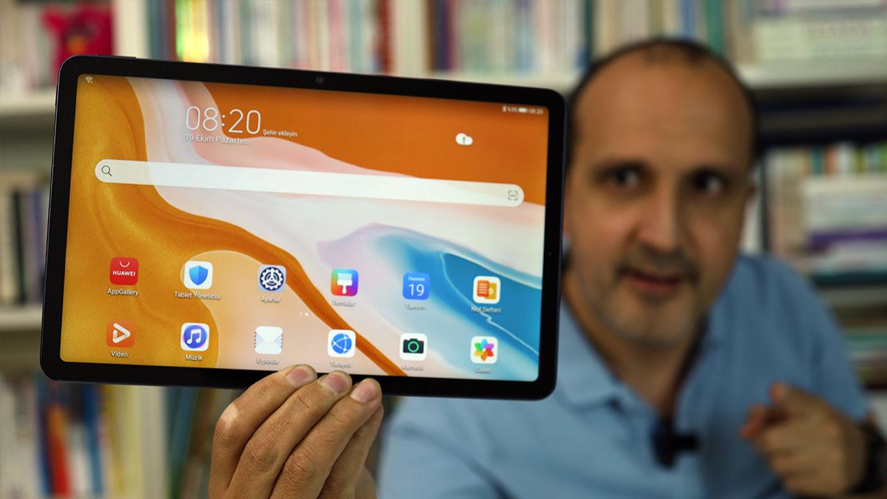 Tam EBA'lık: Huawei MatePad 10.4