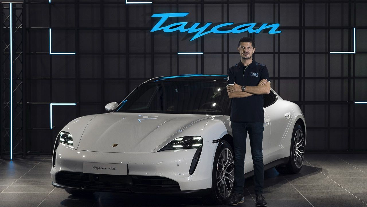 Elektrikli Porsche Taycan Türkiye'de! - Page 2