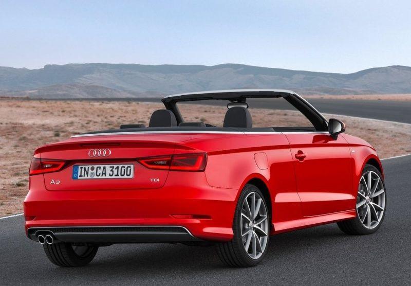 2020 Audi A3 yeni fiyat listesi! - Ekim - Page 3