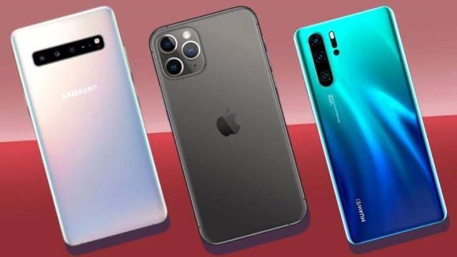 Apple yerle bir oldu: İşte en fazla telefon satan markalar - Page 1