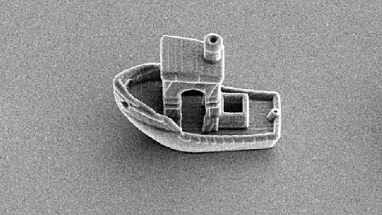 Bu tekne insan vücudunda seyahat etmesi için üretildi!