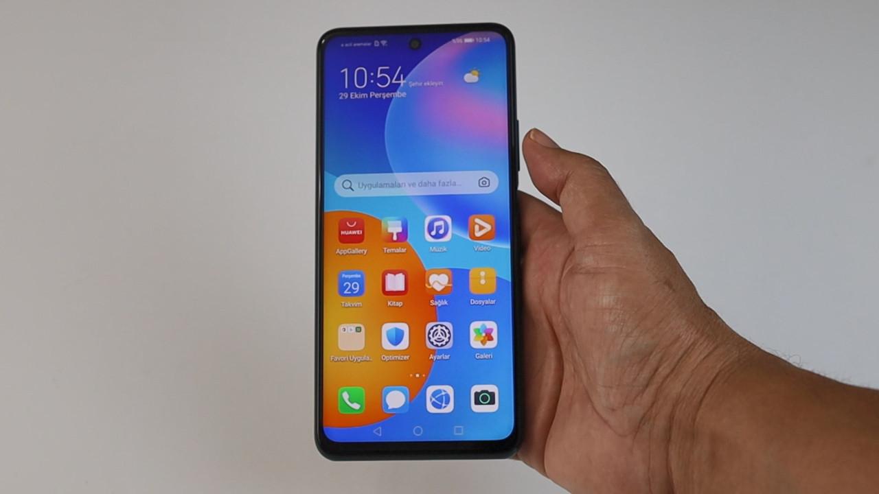 Huawei P smart 2021: Ailenin yeni üyesi