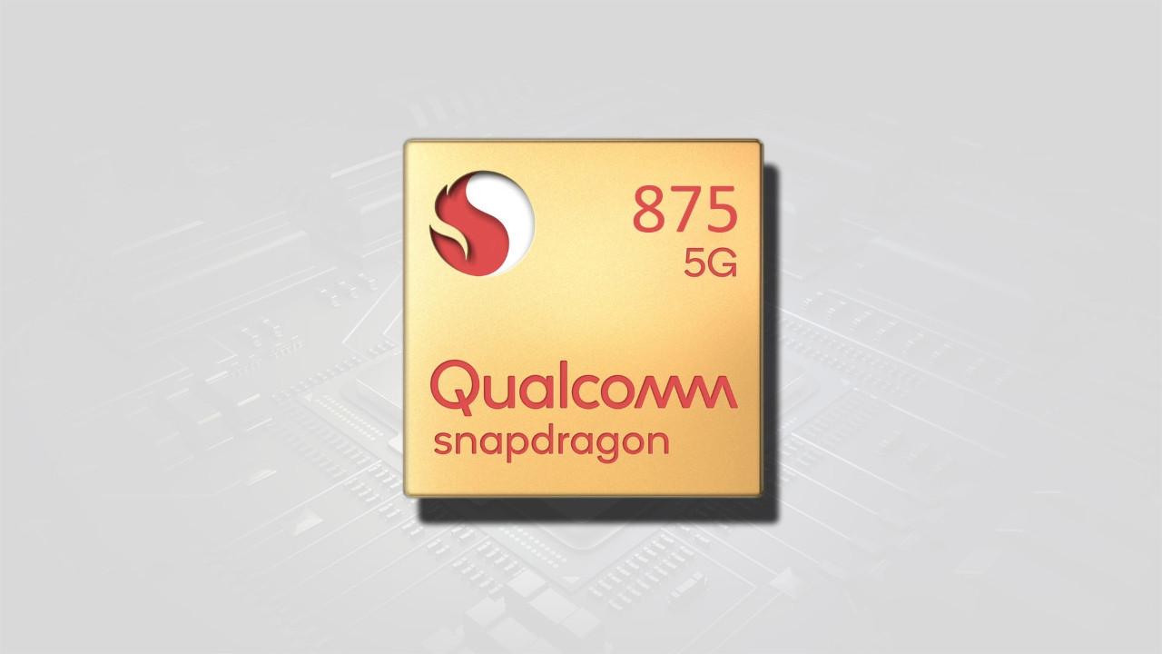 Snapdragon 875 rekor kırdı! Rakiplerine göz dağı!