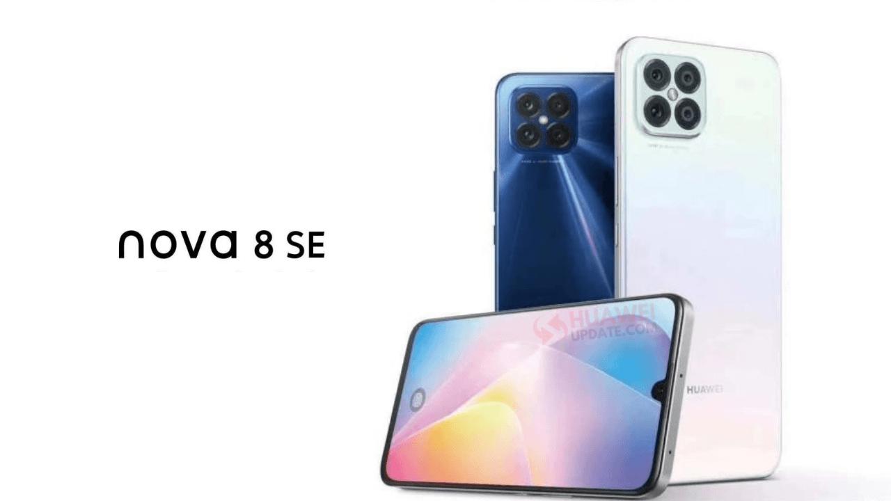 İşte karşınızda Huawei Nova 8 SE