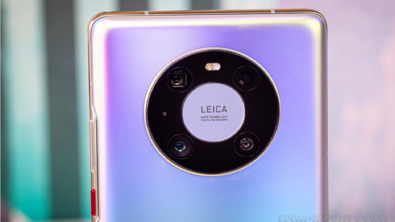 Huawei Mate 40 Pro lens teknolojisiyle çığır açacak