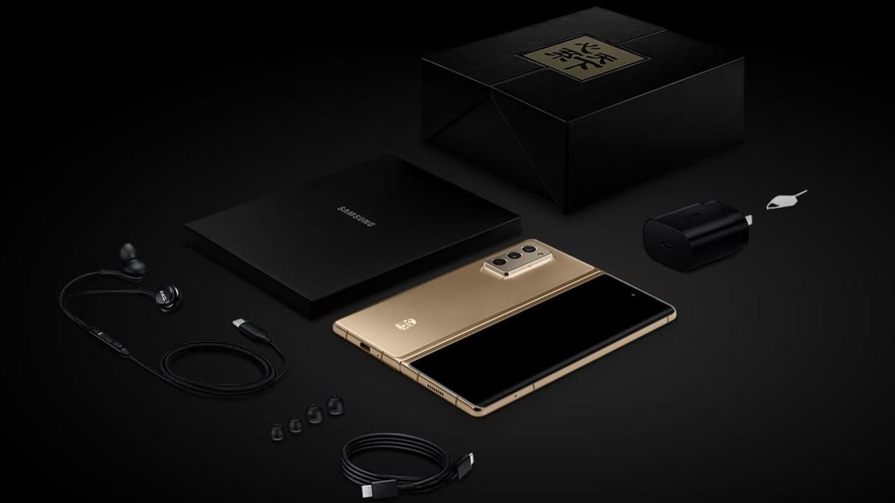 Samsung katlanabilir telefonu W21 5G'yi duyurdu! Araba mı alıyoruz?