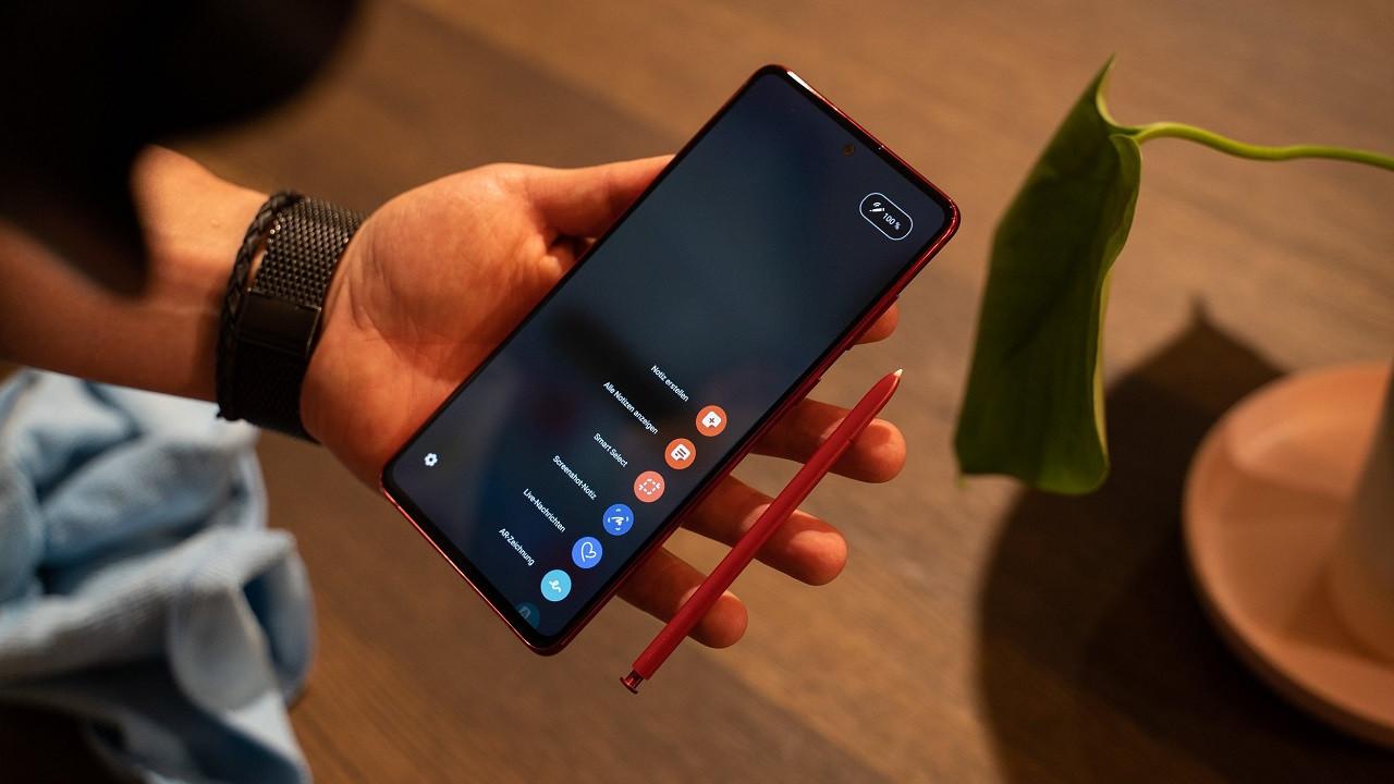 Samsung Galaxy Note serisi için yolun sonu!
