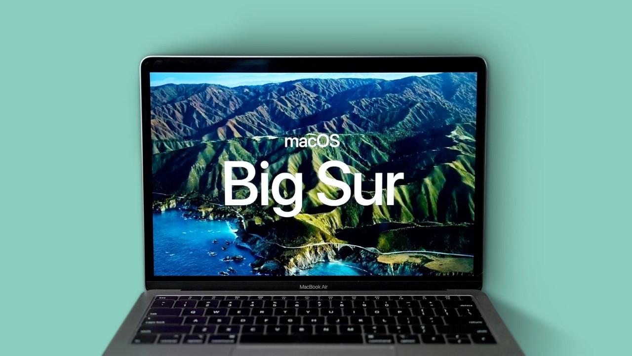 Apple macOS Big Sur güncellemesini yayınladı! İşte yenilikler