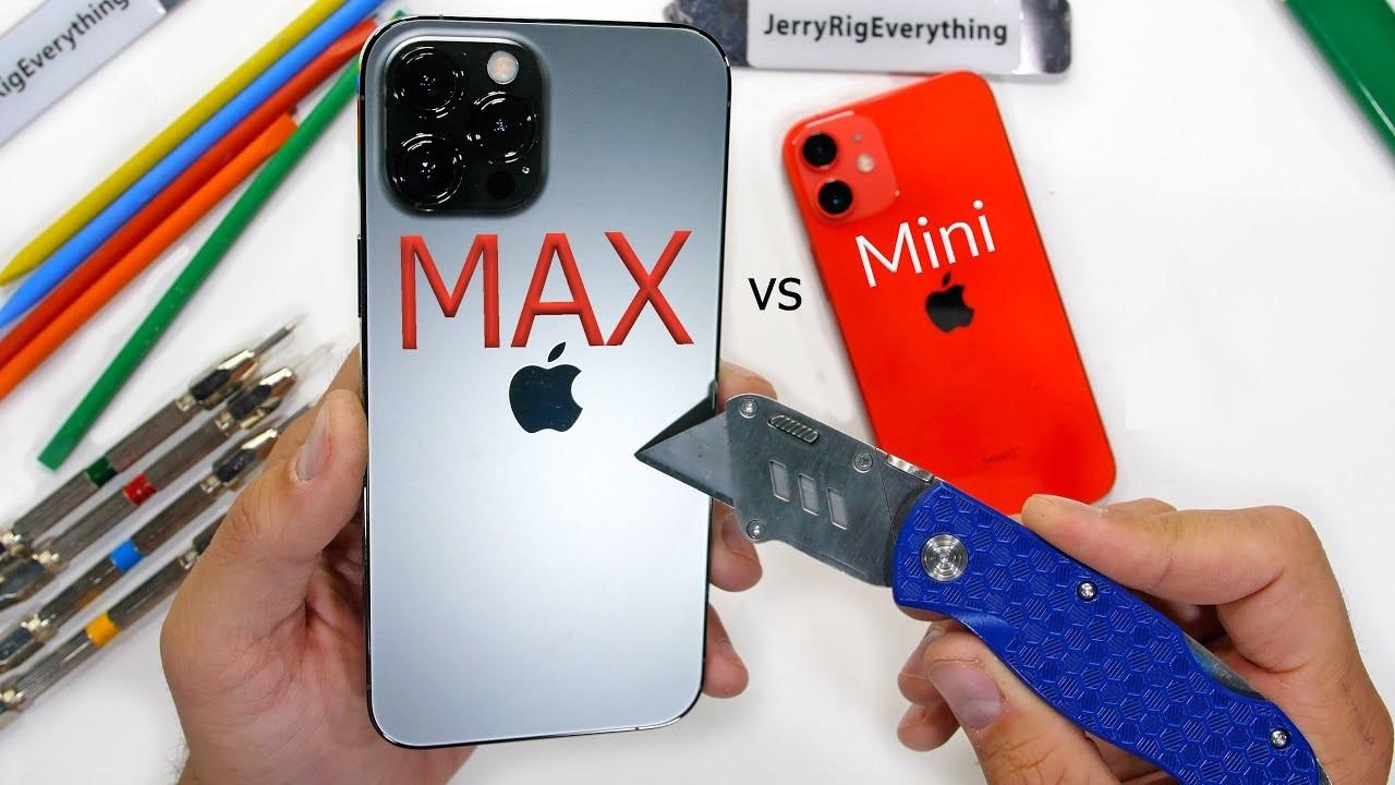iPhone 12 modelleri o kadar da dayanıklı değil!