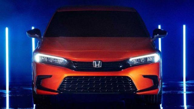 2021 Honda Civic Sedan tanıtıldı! Yepyeni bir tarz - Page 4