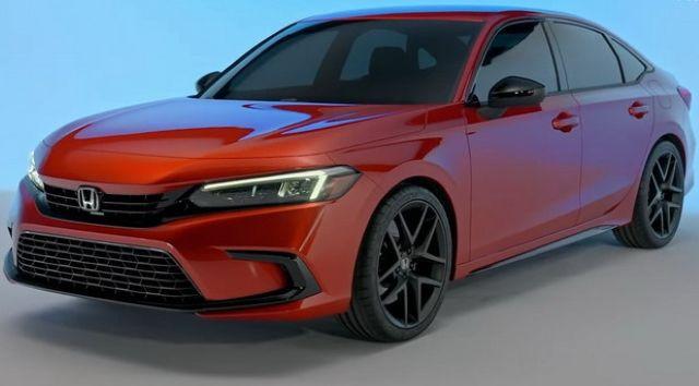 2021 Honda Civic Sedan tanıtıldı! Yepyeni bir tarz - Page 3
