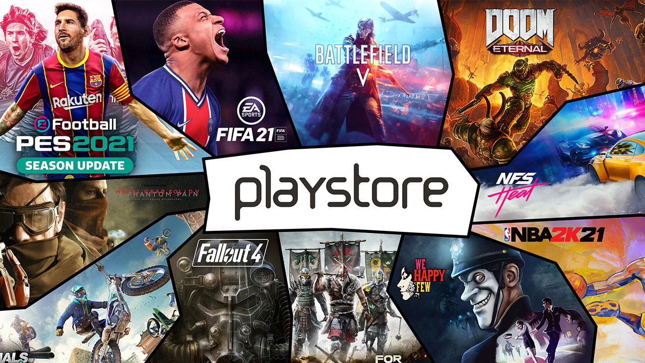 Playstore oyunlarında yüzde 95'e varan indirim