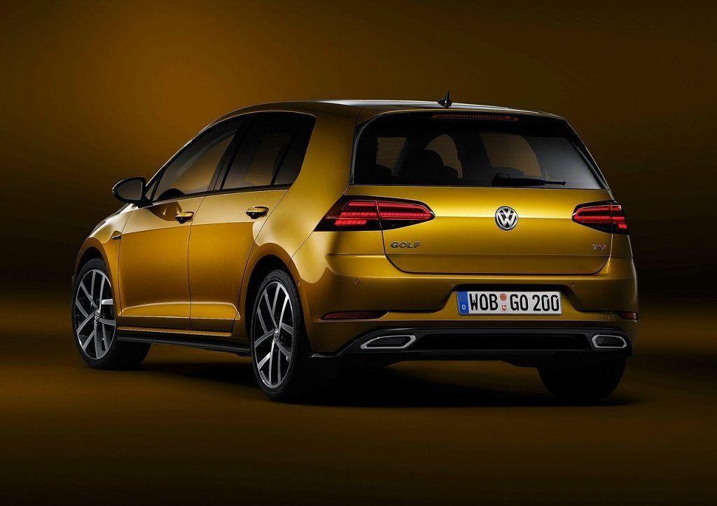 2020 Volkswagen Golf da son zamlardan nasibini aldı! - Page 3