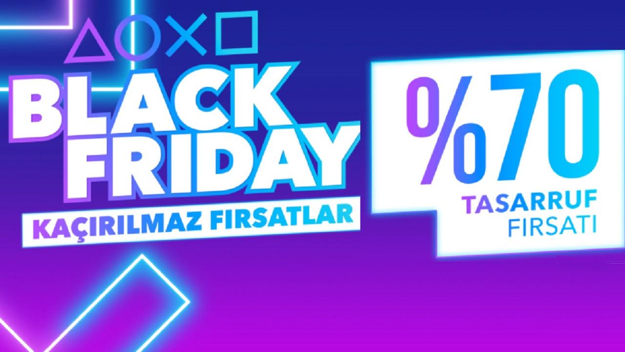 PlayStation Black Friday indirimleri başladı! İşte yeni fiyatlar