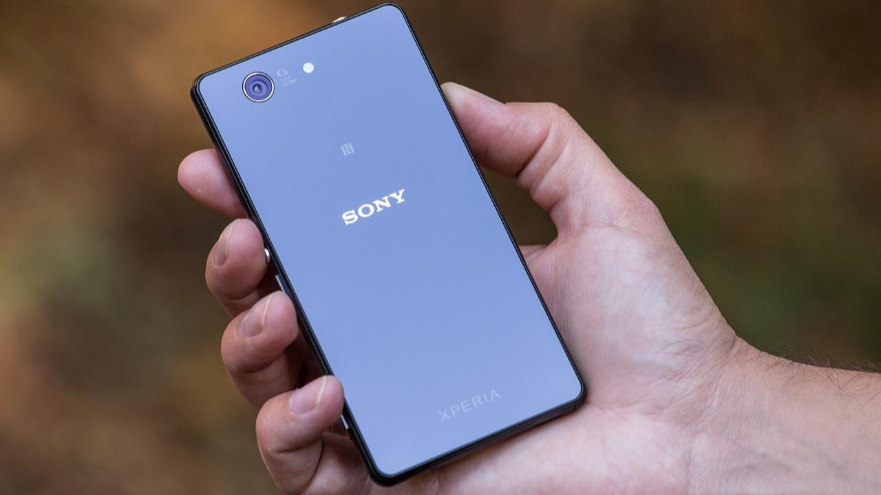 Efsane geri dönüyor! İşte yeni Sony Xperia Compact