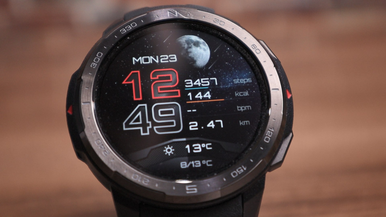 Kaybolmaya son veren saat: Honor Watch GS Pro