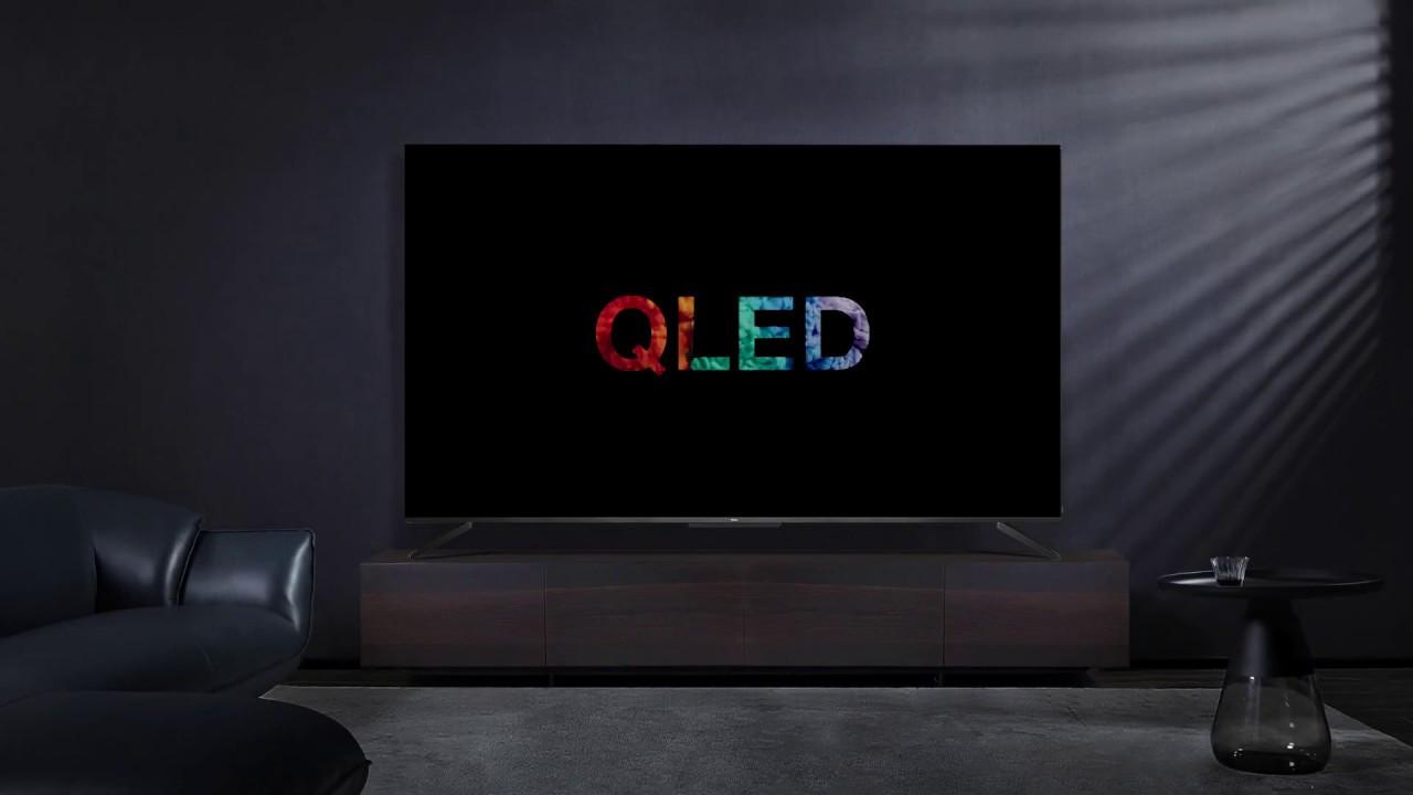Bu televizyon Türkiye'de üretiliyor TCL C715 QLED