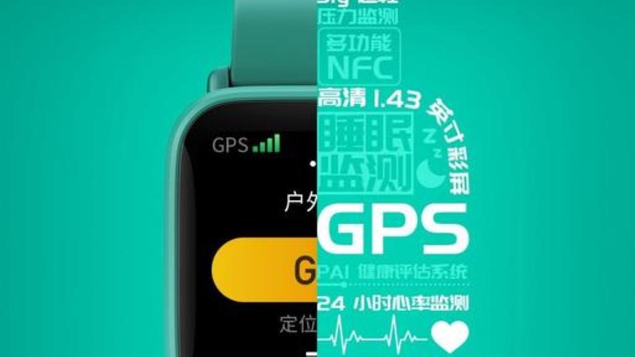 Xiaomi'den yeni akıllı saat: Amazfit Pop Pro
