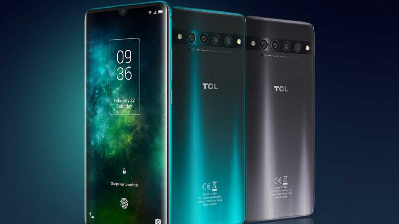TCL 20 5G modelinin teknik özellikleri ve görüntüleri sızdırıldı!