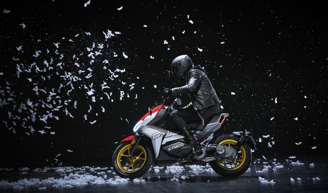 Elektrikli motosiklet F9 tanıtıldı! Pazarda dengeler değişebilir! - Page 4
