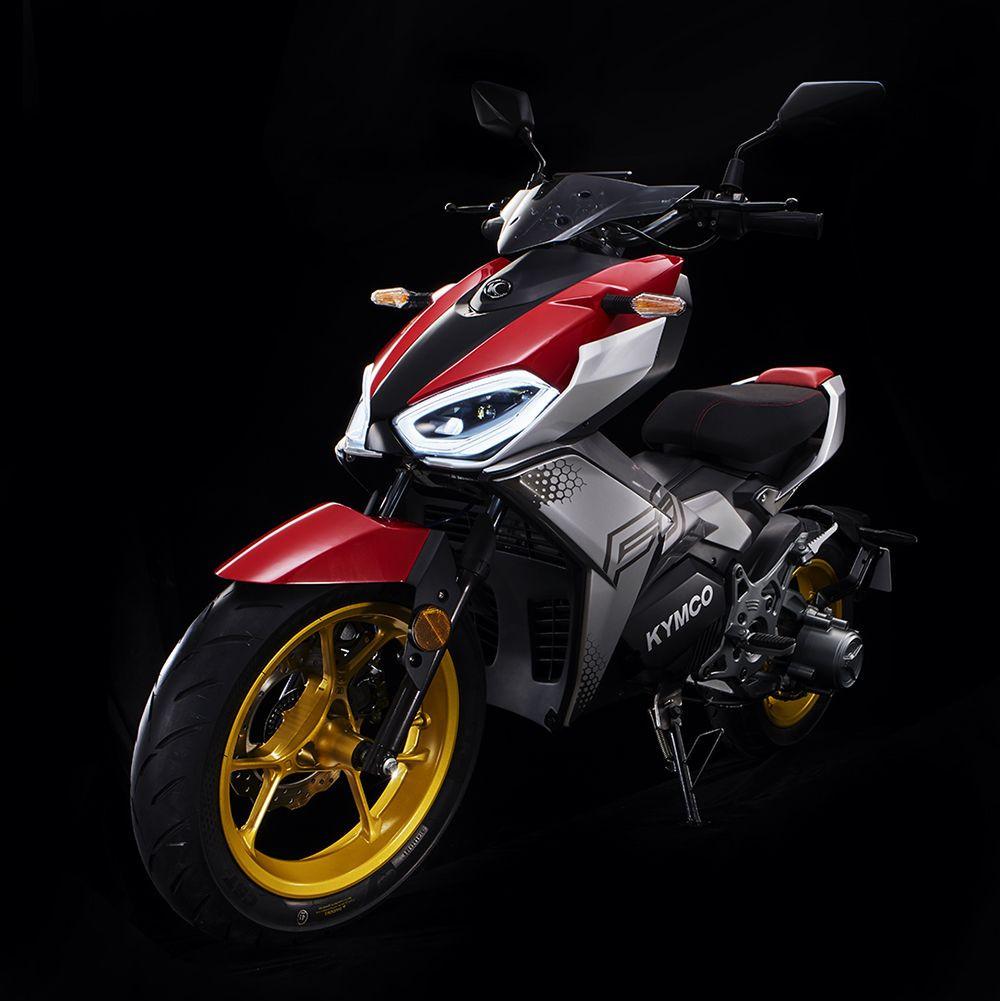Elektrikli motosiklet F9 tanıtıldı! Pazarda dengeler değişebilir! - Page 1