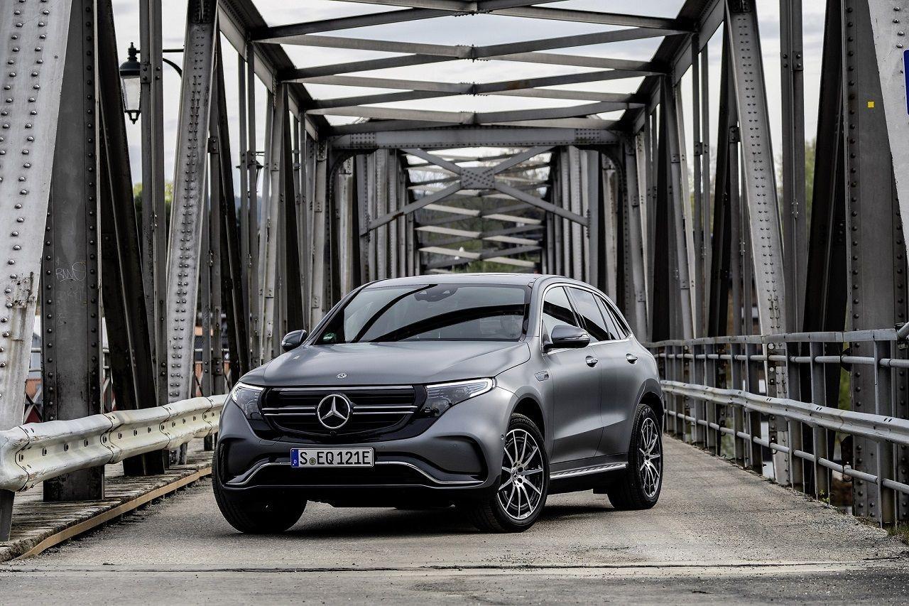 Mercedes'in elektriklisi EQC uçuk fiyatıyla Türkiye pazarında! - Page 3