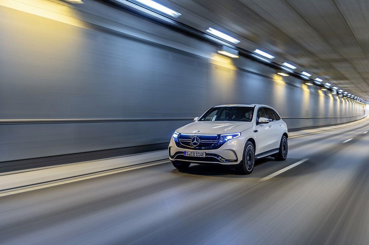 Mercedes'in elektriklisi EQC uçuk fiyatıyla Türkiye pazarında! - Page 2