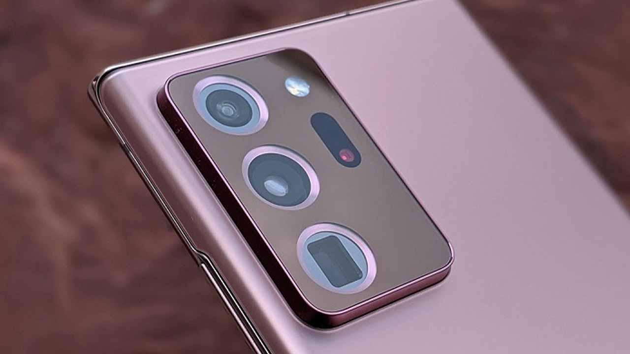 Yok artık! Samsung 600 MP çözünürlükte kamera geliştiriyor!