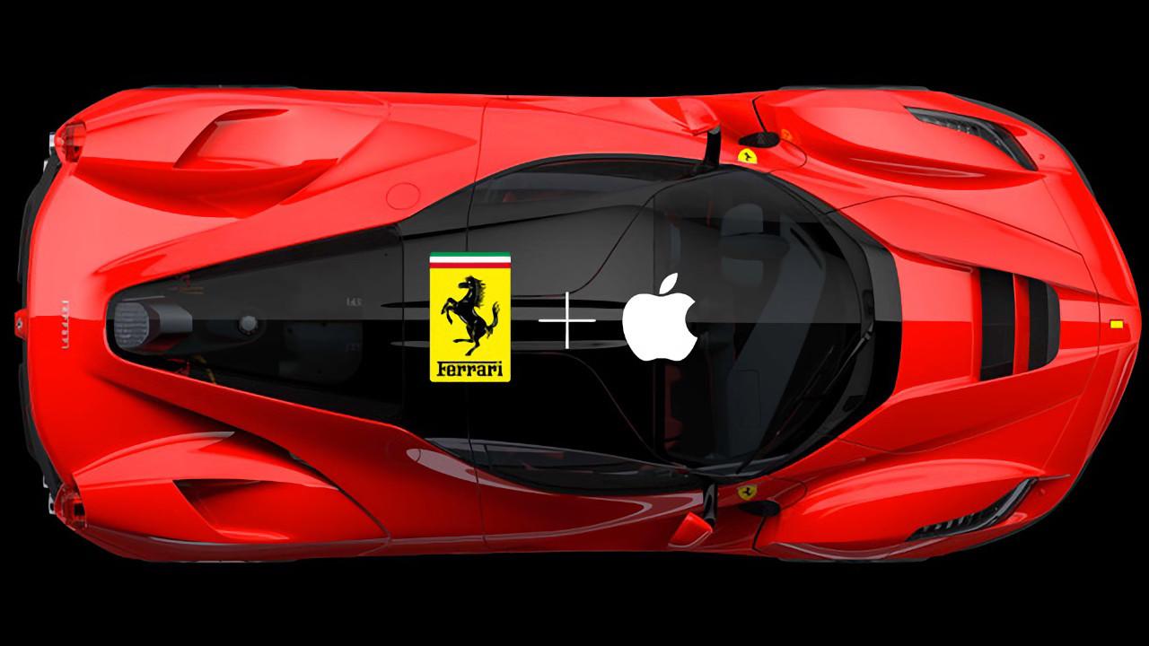 Yeni Ferrari CEO'su Apple'dan bir isim olabilir