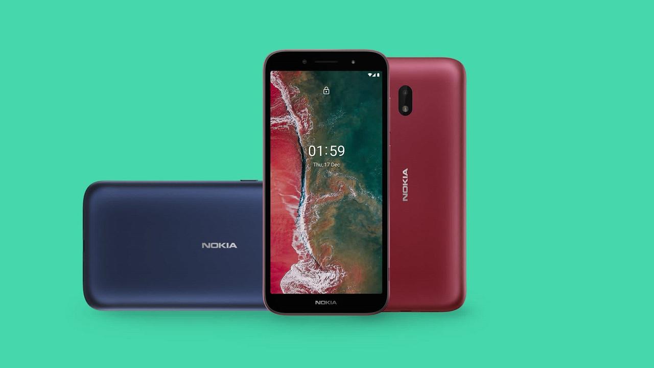 Bedavadan biraz pahalı Nokia C1 Plus tanıtıldı